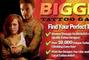 The Biggest Tattoo Gallery