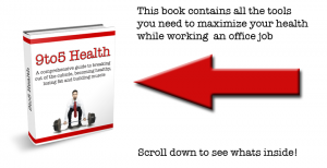 9to5 Health: The Guide To Making A Healthy Cubicle