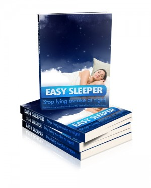 Easy Sleeper - Get To Sleep Program