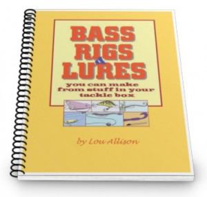 Bass Rigs & Lures You Can Make From Stuff In Your Tackle Box.