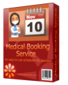 Medical Booking Service - One Year Subscription