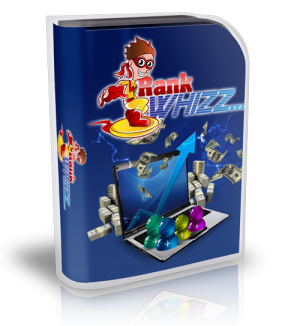 Rank Whizz - 100% Automated Backlinks And Traffic!
