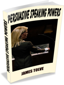 Persuasive Speaking Powers