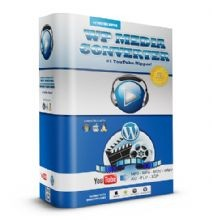WP Media Converter Pro 6 Domain License