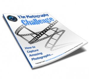 The Photography Challenge - Private Coaching Program