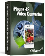 4Videosoft iPhone 4S Video Converter