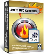4Videosoft AVI to DVD Converter