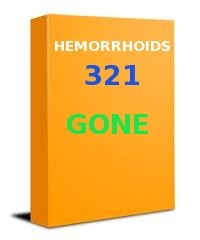 Hemorrhoids 321 Gone!