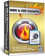 4Videosoft WMV to DVD Converter
