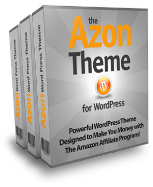 Amazon Niche Wordpress Theme