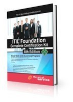 ITIL� V3 Foundation Complete Certification Kit - Fourth Edition: Study Guide eBook and Online Course