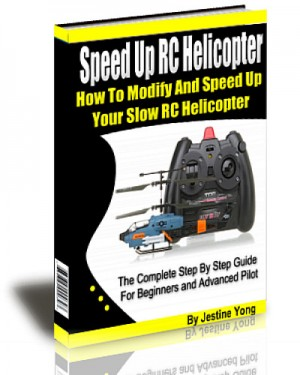 How To Speed Up Your Slow 3 Channel Rc Helicopter
