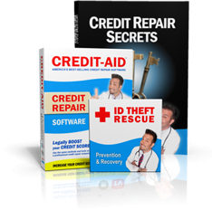 Credit-Aid Home Deluxe 8 - Credit Repair Software