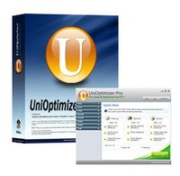 UniOptimizer Pro - 3 computers lifetime license