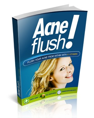 Acneflush - Learn How A Vitamin Can Flush Your Acne From Within