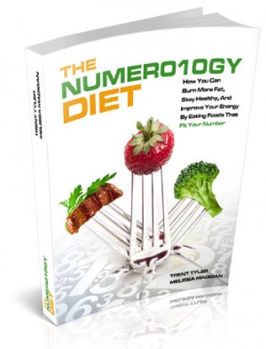 Numerology Diet - The Art And Science Of Spiritual Eating