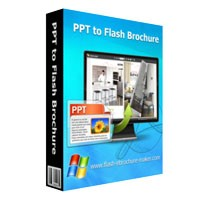 PPT to Flash Brochure