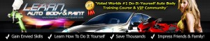 No.1 Diy Auto Body & Paint Training Course & Club