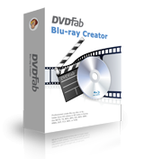 DVDFab Blu-ray Creator for Mac