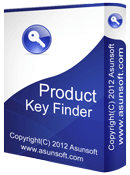 Asunsoft Product Key Finder