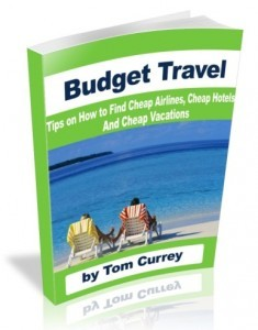 Budget Travel Tips On How To Find Cheap Airlines, Cheap Hotels Etc.