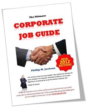 The corporate job guide