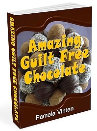 Amazing Guilt Free Chocolate Ebooks By Pamela Vinten