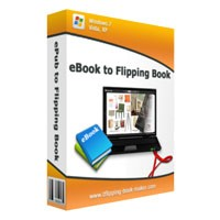 Ebook to Flipping Book