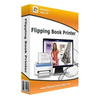 Flipping Book Printer
