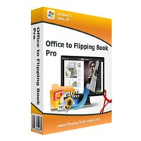Office to Flipping Book Professional