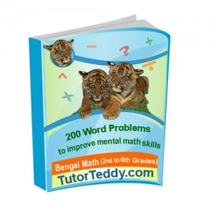 200 Word Problems To Improve Mental Math Skills