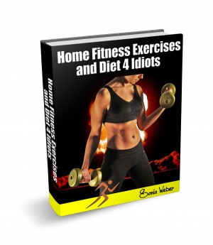Home Fitness Exercises And Diet 4 Idiots