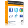 Kunena Social Share / 1 month subscription