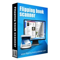 Flipping Book Scanner