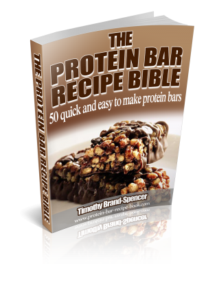 The Protein Bar Recipe Bible