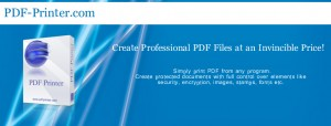 Create Professional PDF Files At An Invincible Price