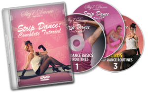 Sky7dance: Sexy Striptease And Lap Dance Video Tutorials