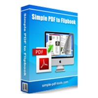 Simple PDF to Flipbook