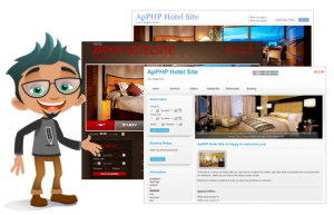 ApPHP Hotel Site
