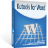 Kutools for Word - 5 Years