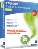 Paragon Backup & Recovery 12 Home (English)