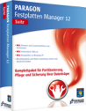 Paragon Festplatten Manager 12 Suite (German)