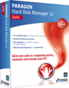 Paragon Hard Disk Manager 12 Suite (English)