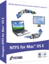 Paragon NTFS for Mac OS X 9.5 (English)