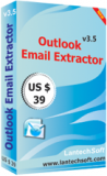 Outlook Email Extractor v3.5 - Licence for 1 PC