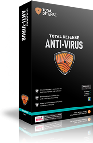 Total Defense Anti-virus 3PCs US Annual (3 devices, 1 year)