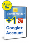 StatusMelder-Google+ Account