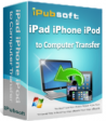 iPubsoft iPad iPhone iPod to Computer Transfer
