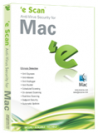 eScan Anti-Virus Security for Mac 1 user 2 years