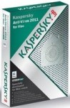 Kaspersky Anti-Virus for Mac 2011 - 1 Year - 1 Device (African Activation Only)